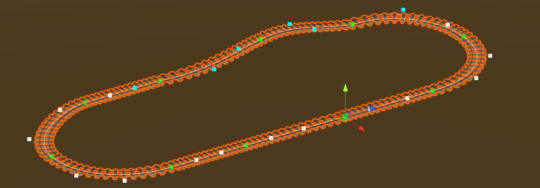 First Release v1 2 - Spline Mesh Renderer for Unity 3D by WSM Game