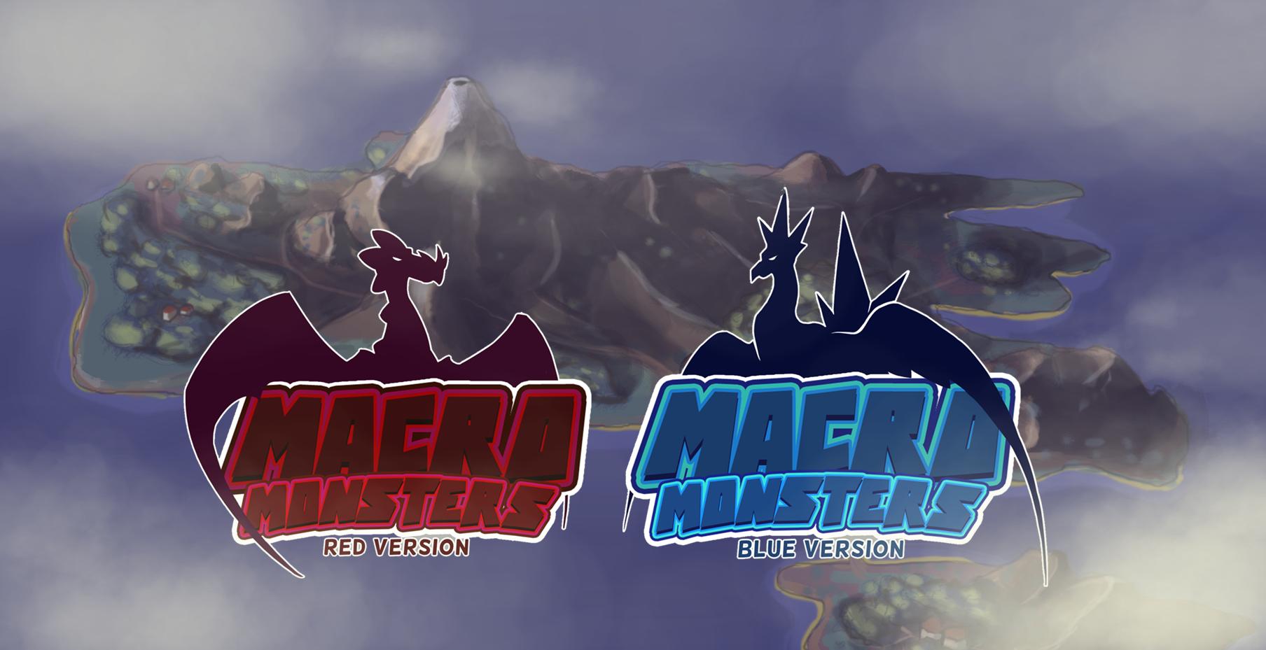 Macro Monsters (RED. Version)
