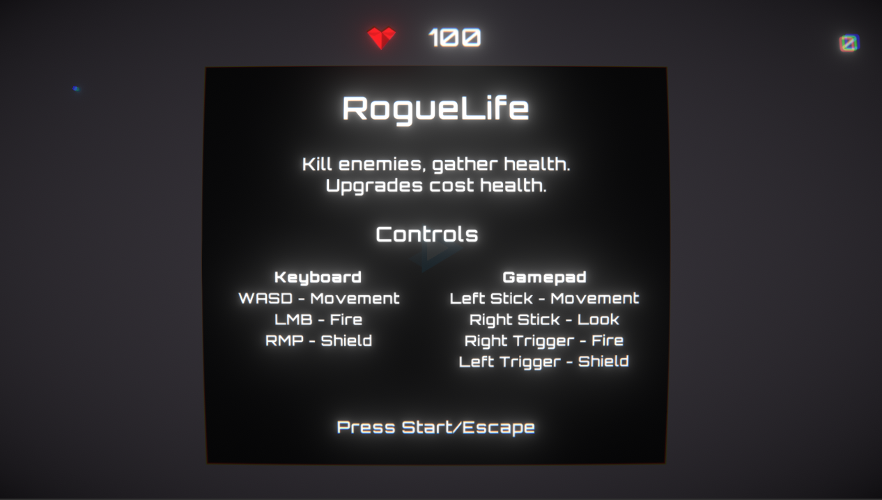 Roguelife by Gipzo