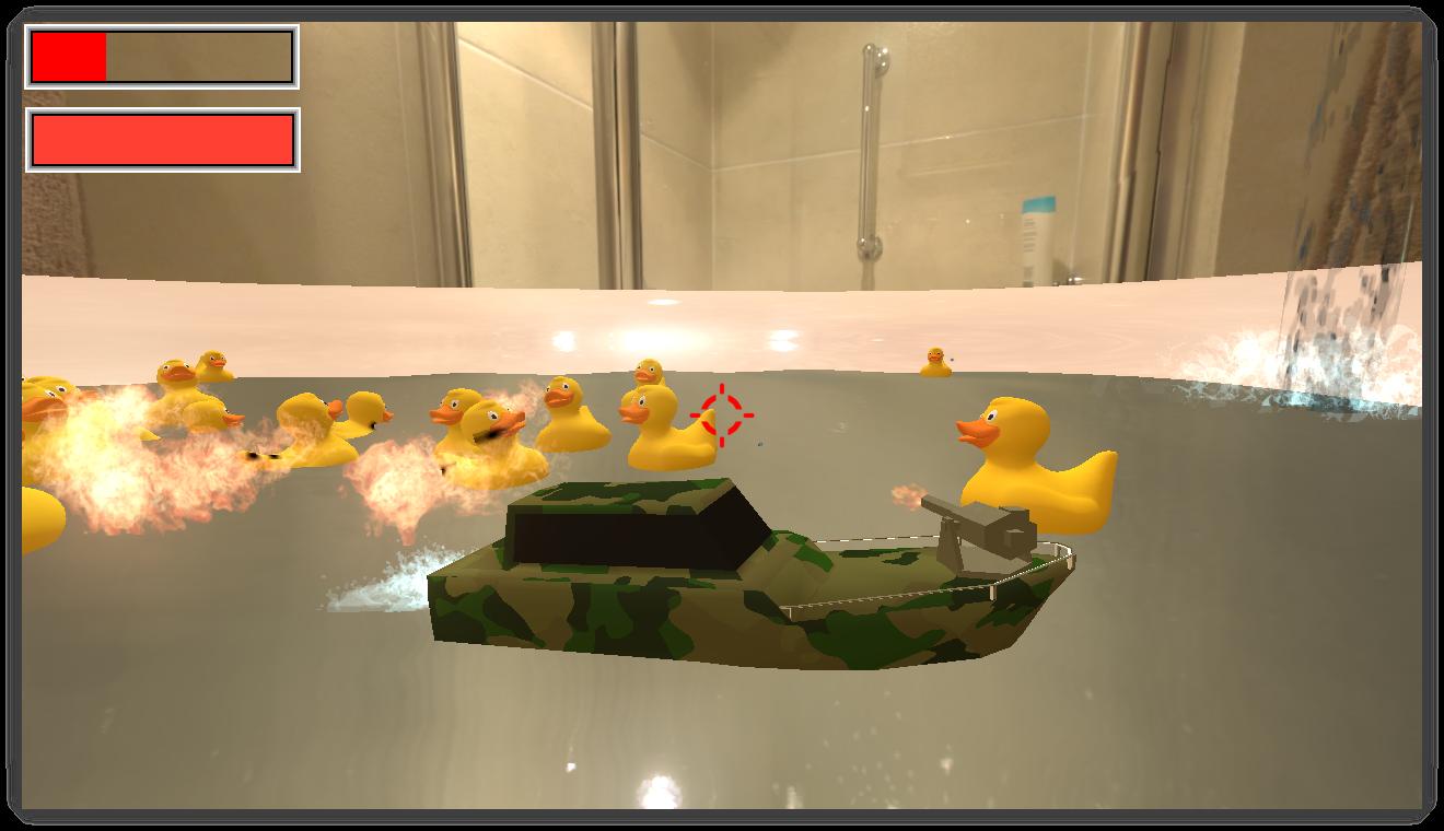 Duck gratuit Dawn)
