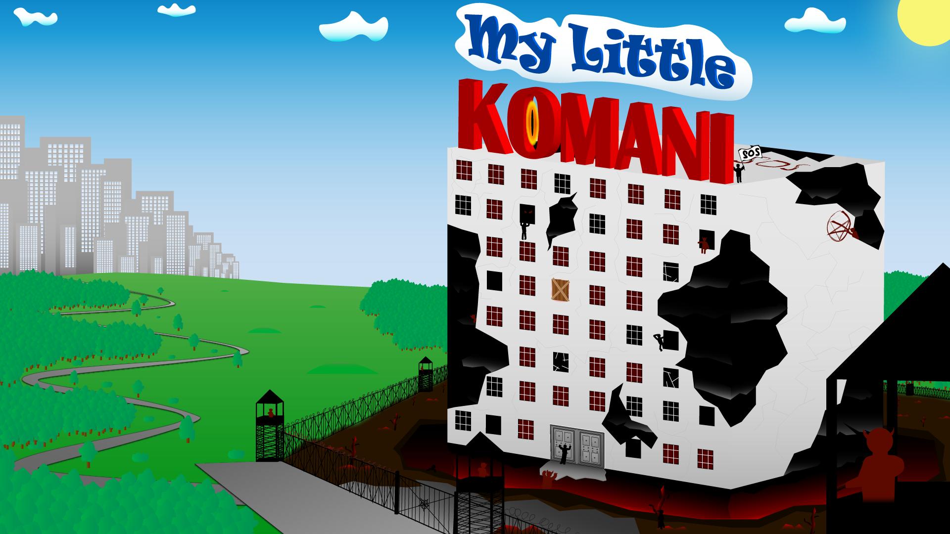 My Little Komani [rus]