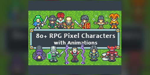 Top game assets tagged RPG Maker - itch io