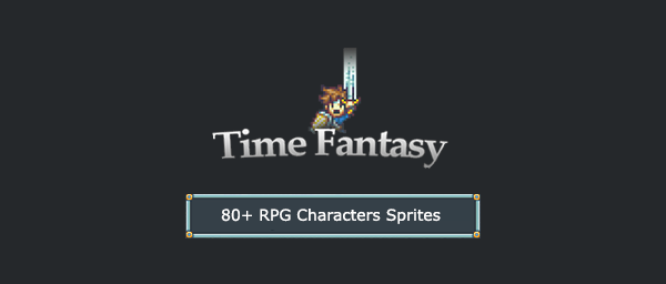 80 rpg characters sprites by finalbossblues