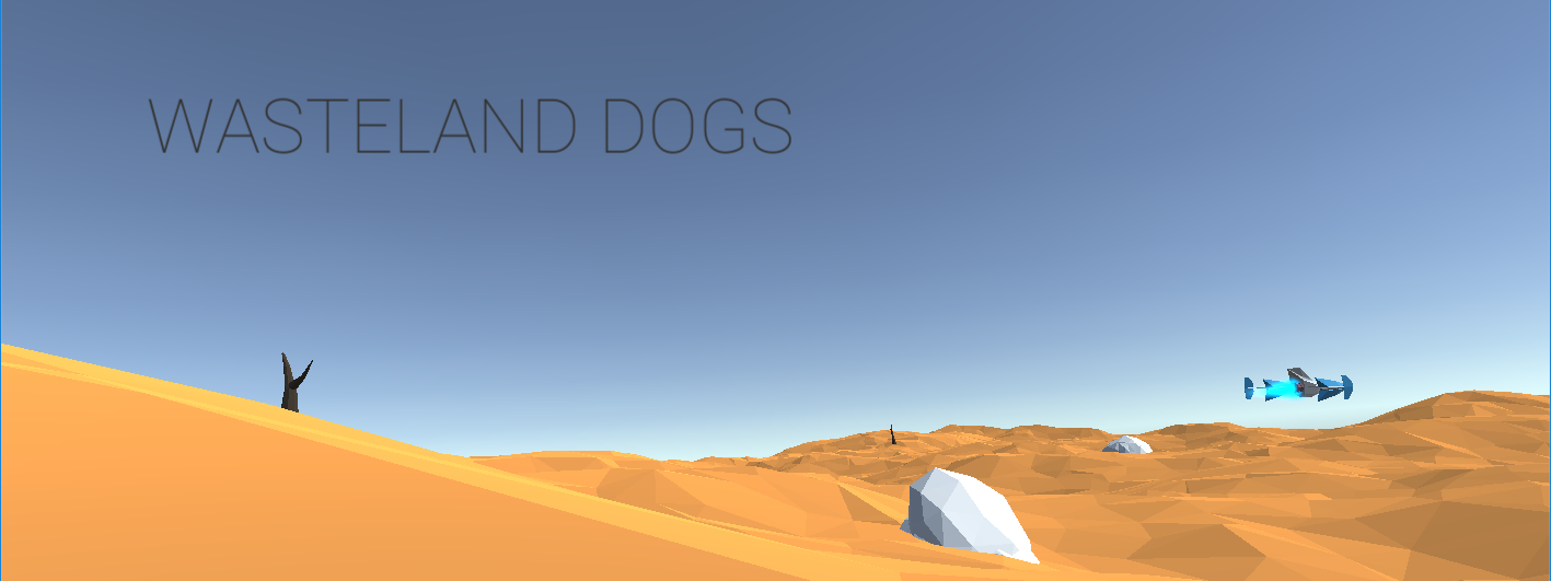 Wasteland Dogs