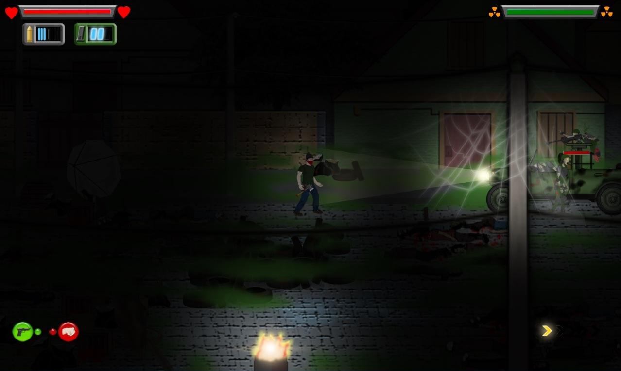 Gaz'Z Episode 2 - In The Dark by JimmyRandriamananaGame