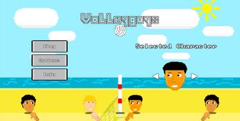 Volleyguys - jogo de vôlei 1Kzb2z