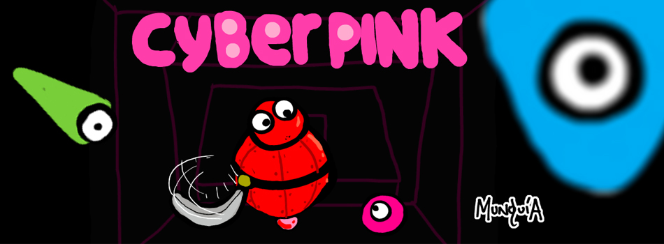 Cyber Pink