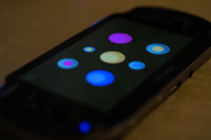 PS Vita Port Released: chro mono 2 - chro mono 2 for PS Vita by thp