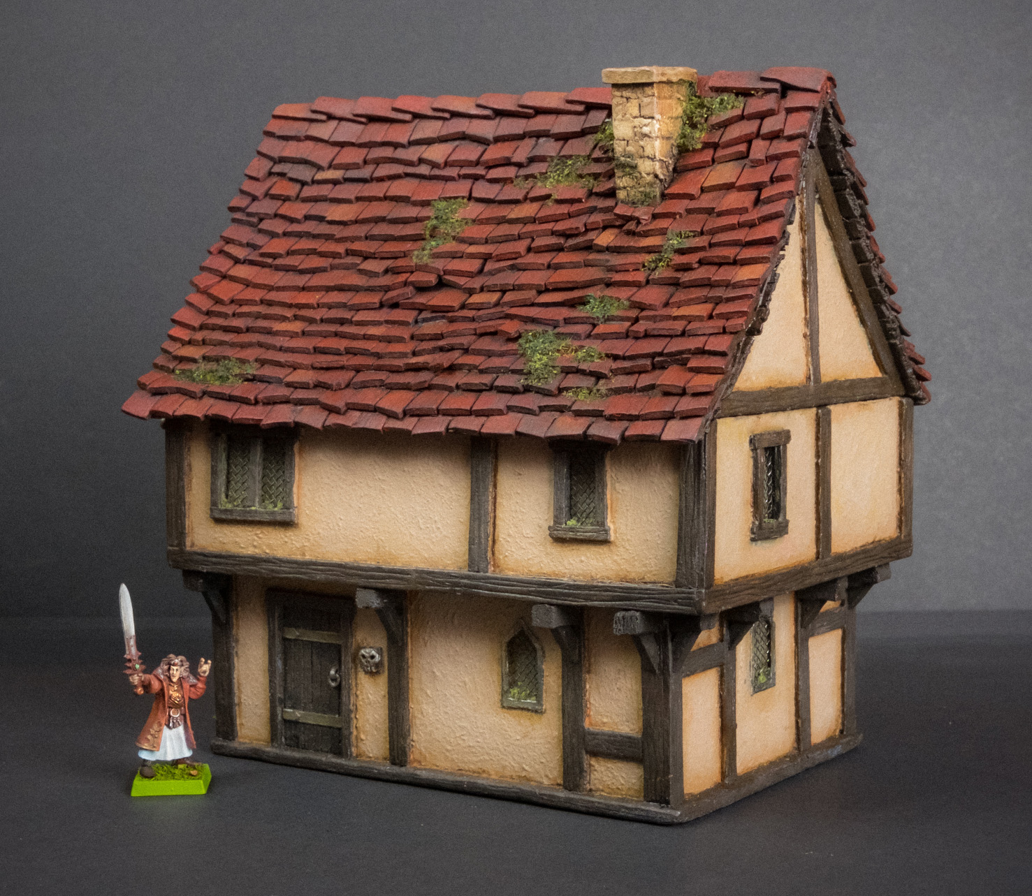Medieval House Template Amp Guide By Miscast Terrain