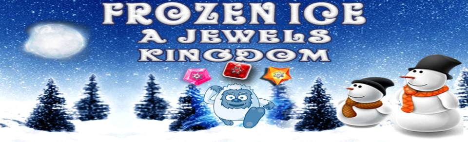 Frozen Ice : Jewels Kingdom
