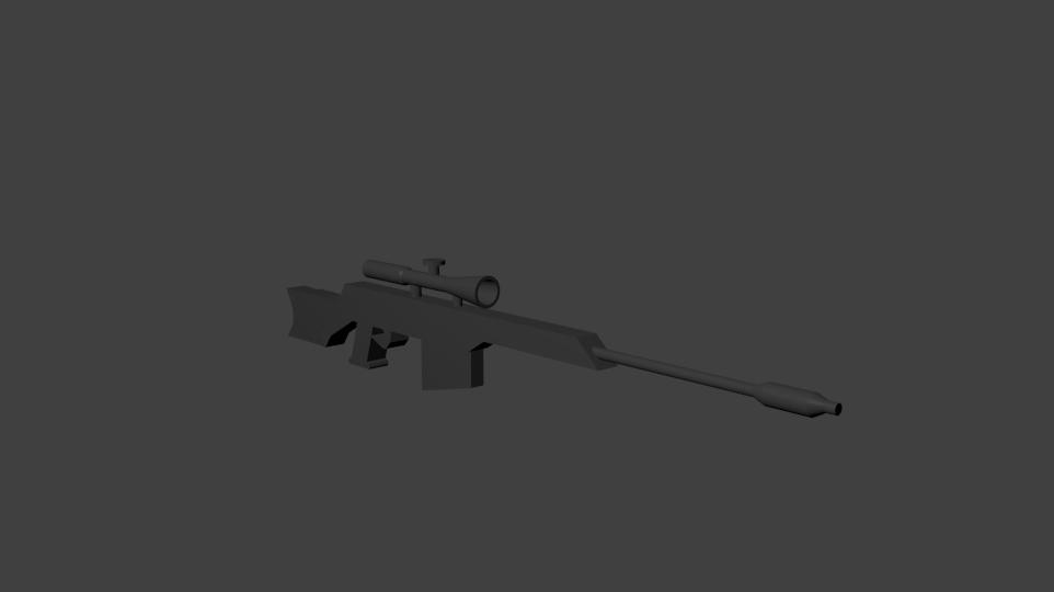 Sniper Model