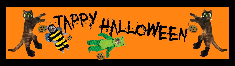 Tappy Halloween