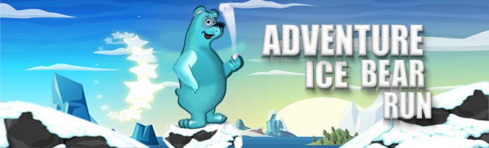 Adventure Ice Bear Run