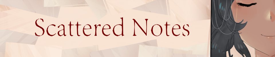 Scattered Notes
