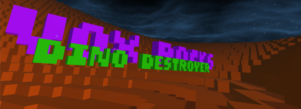 Vox Rocks Dino Destroyer
