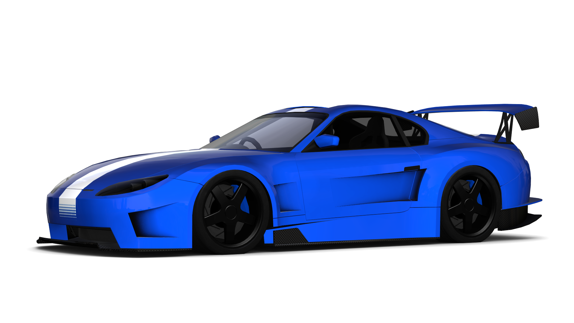 Racing Car by haiya for Leap Motion 3D Jam 2015 - itch.io