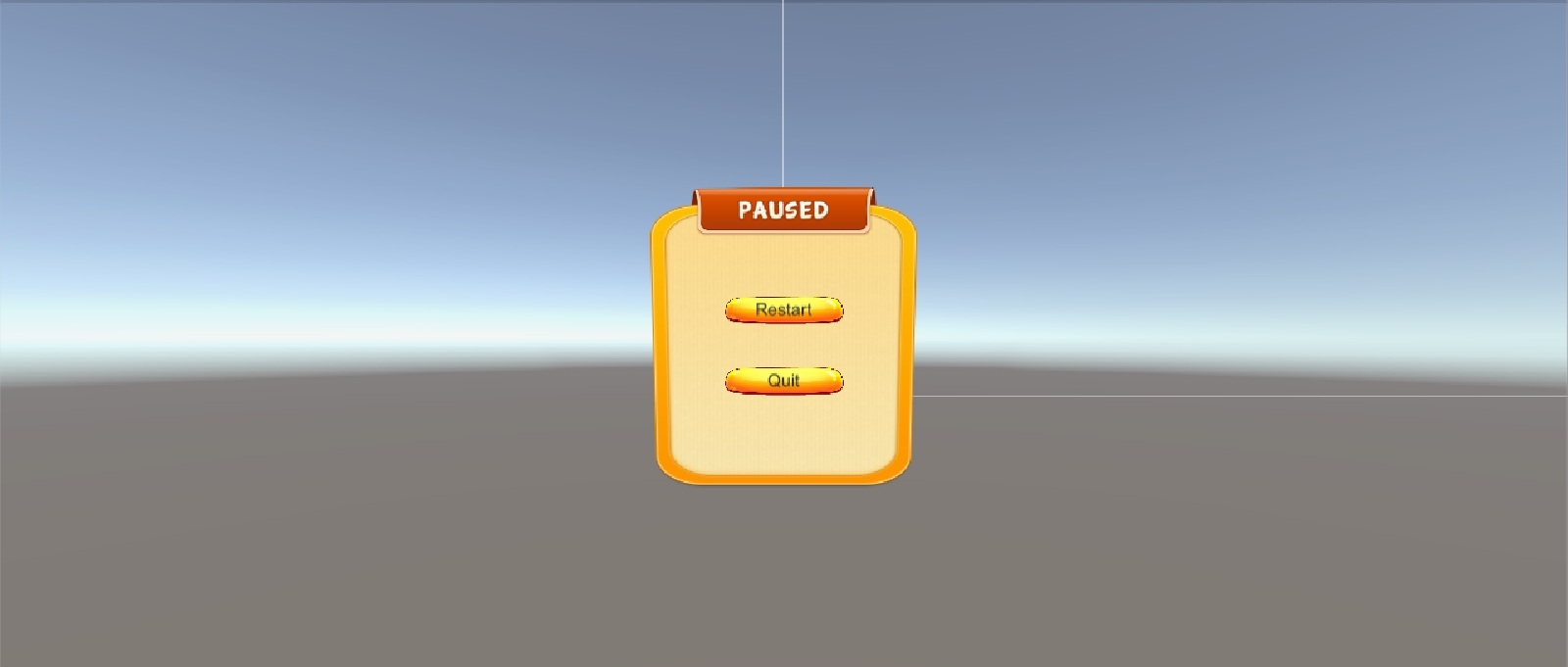 Simple Pause Menu in Unity by The Straight up technologies
