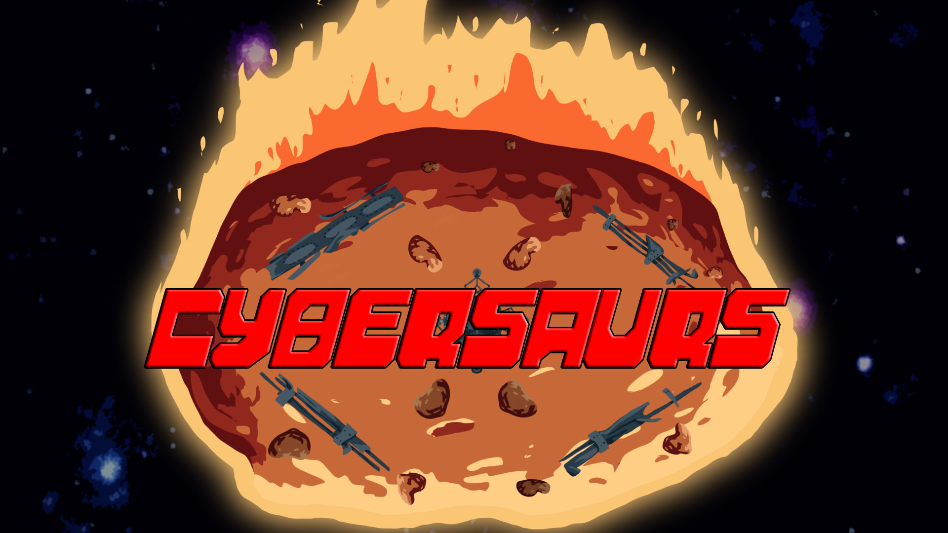 Cybersaurs: Dinosaurs in Space
