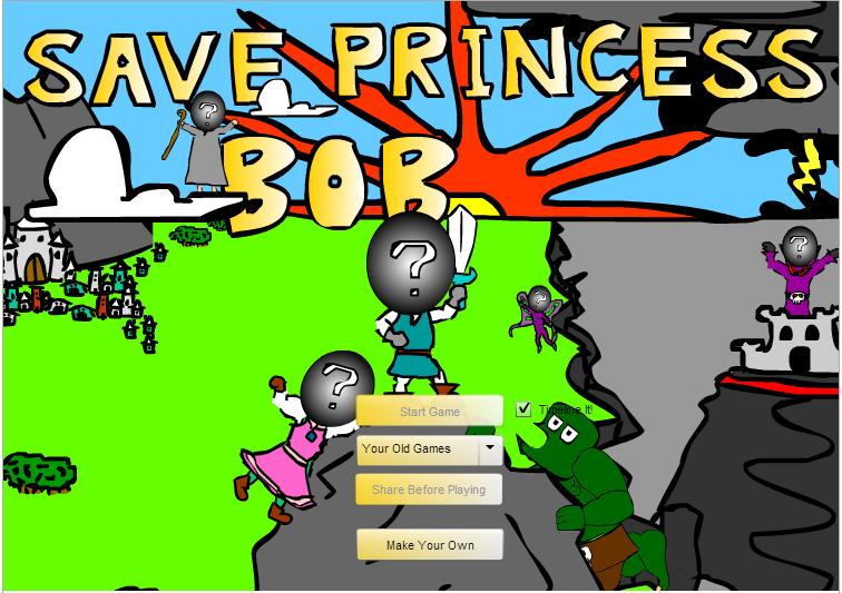 Save Princess Bob