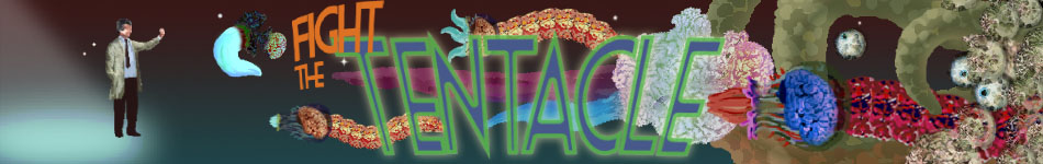 Fight the tentacle