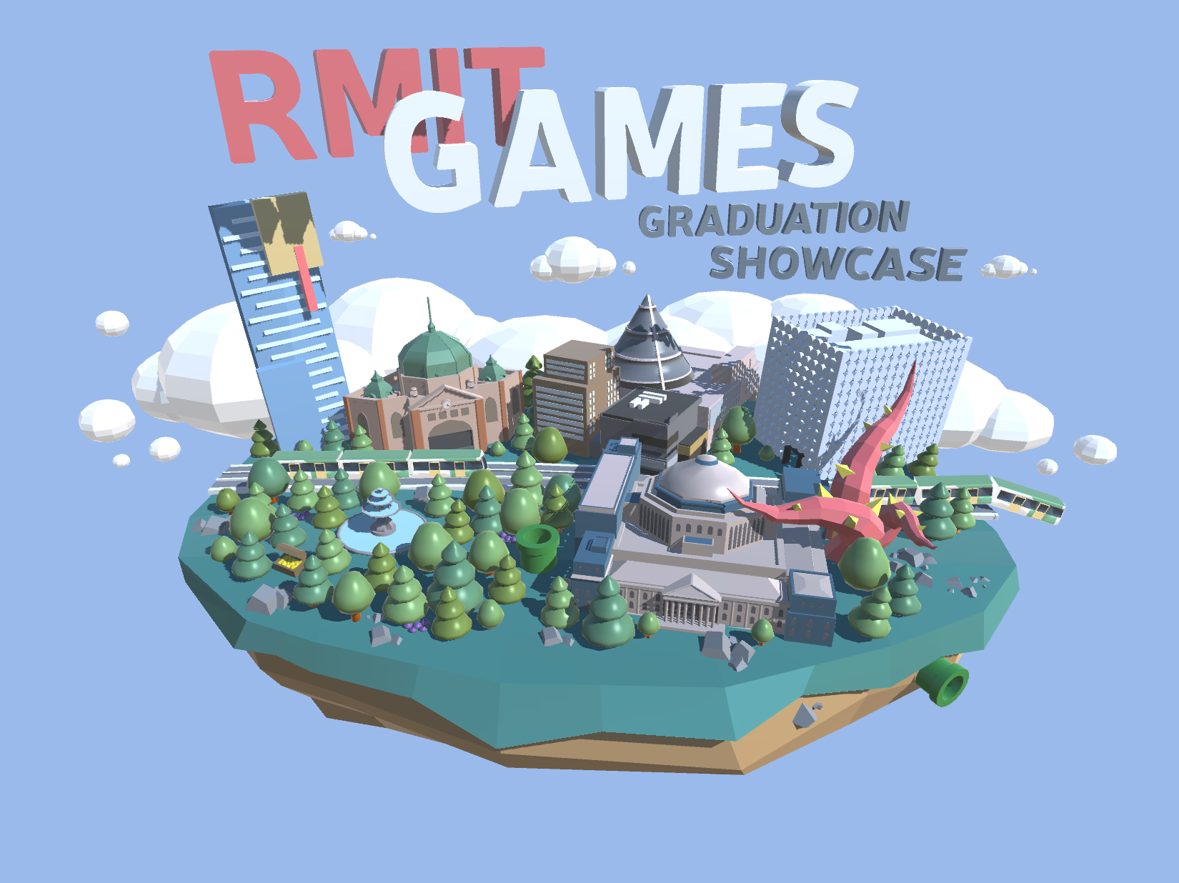 RMIT Games Grad Show Game