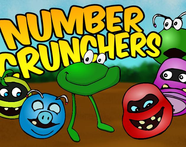Number munchers online