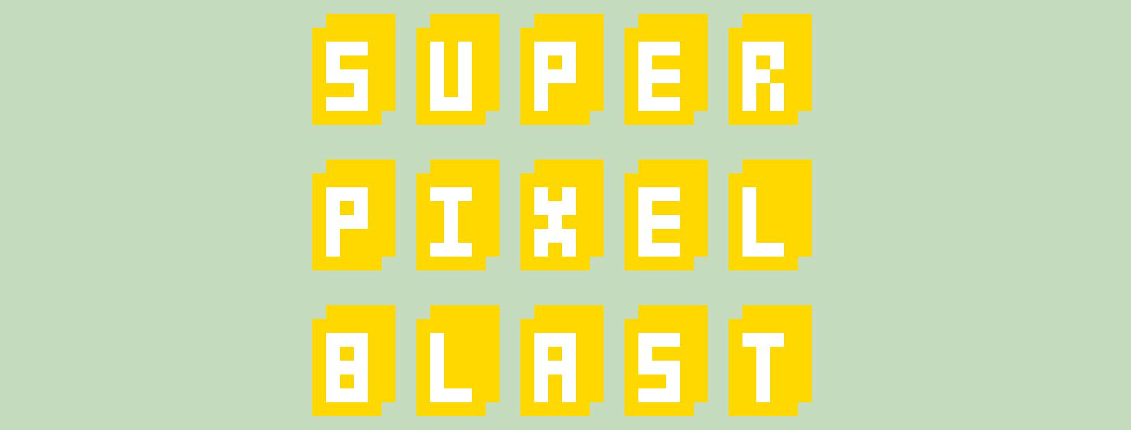 SuperPixelBlast