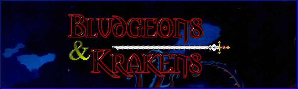 Bludgeons & Krakens