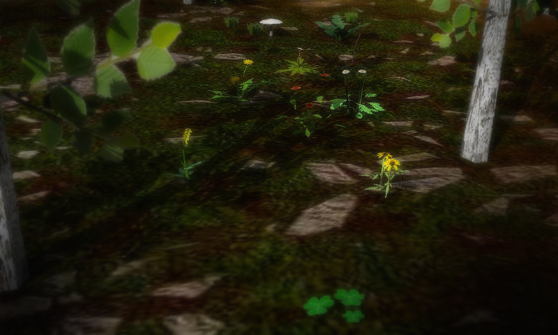 Forests & Flowers Asset Pack