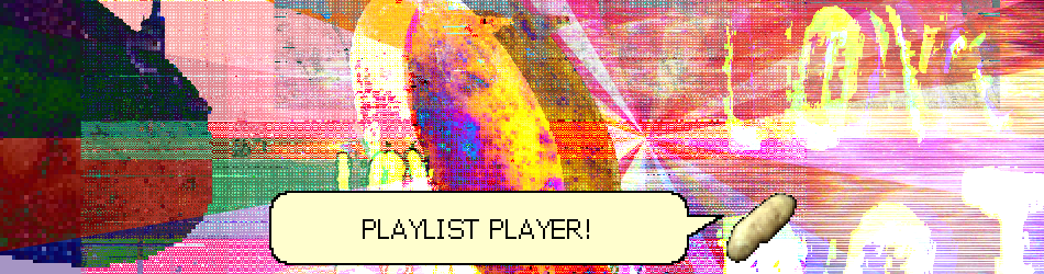 Electric Love Potato Playlist Player