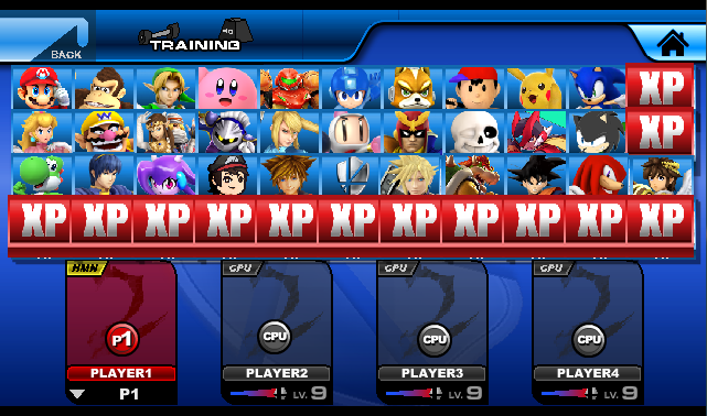 Download - Super Smash Flash 2 (Ultimate Beta Mod) by
