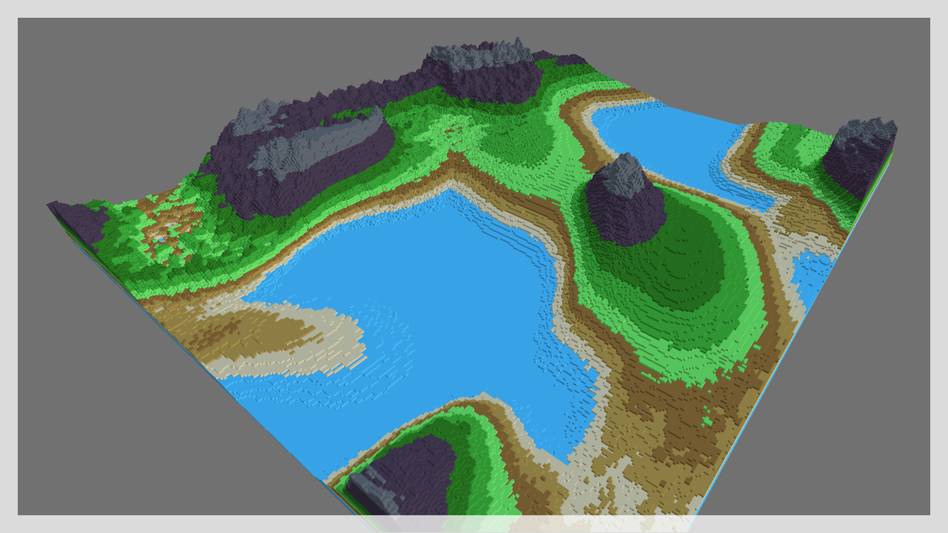 Unity : Layered Perlin Noise by Coding Mojo