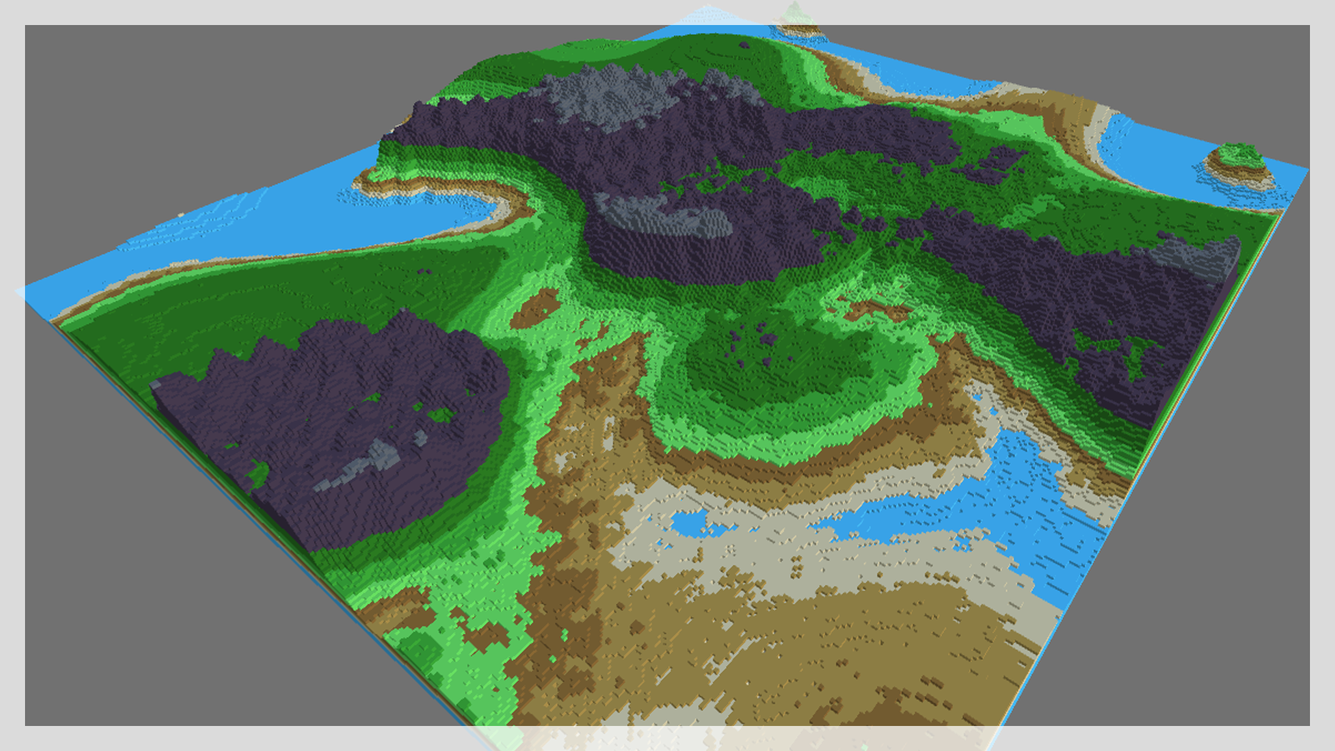 Layered Perlin Noise : v1 2 0 - Unity : Layered Perlin Noise