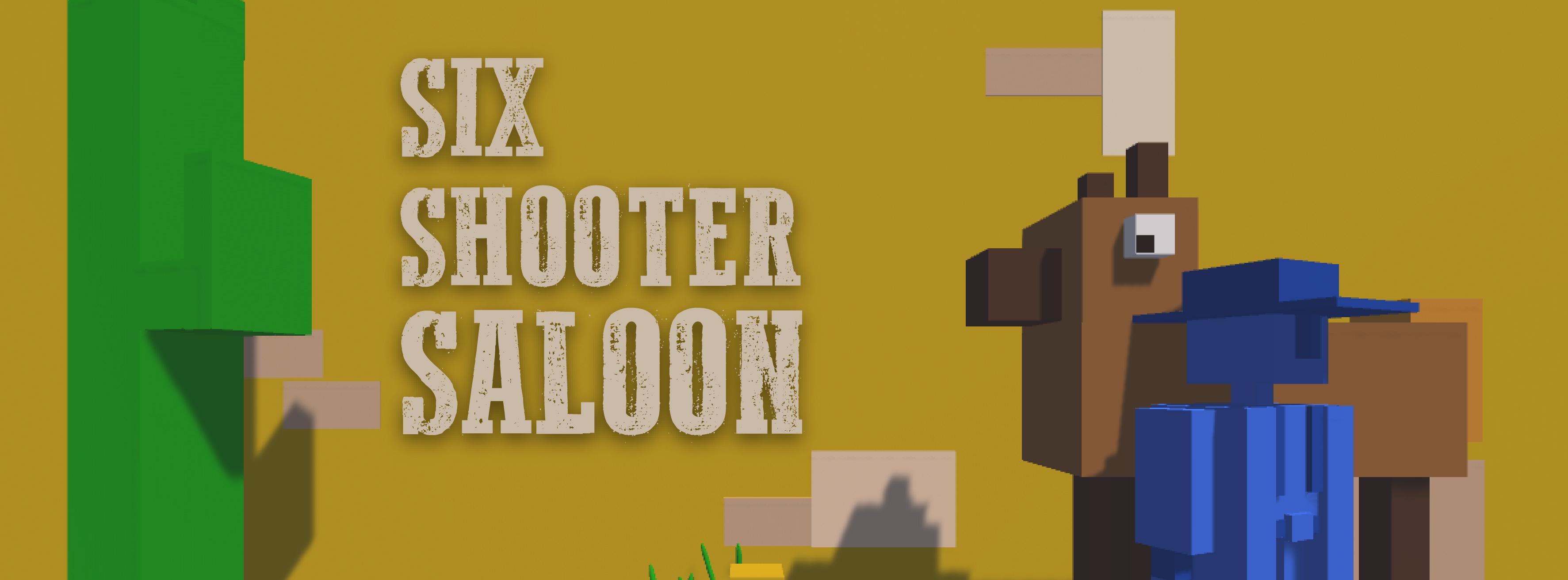 Six Shooter Saloon