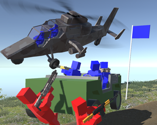 Ravenfield (Beta 5) by SteelRaven7