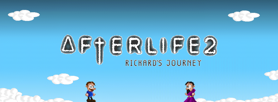 Afterlife 2: Rickard's Journey