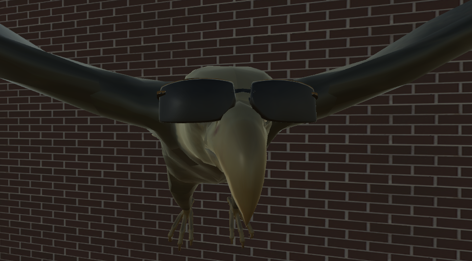 Eagle Farts
