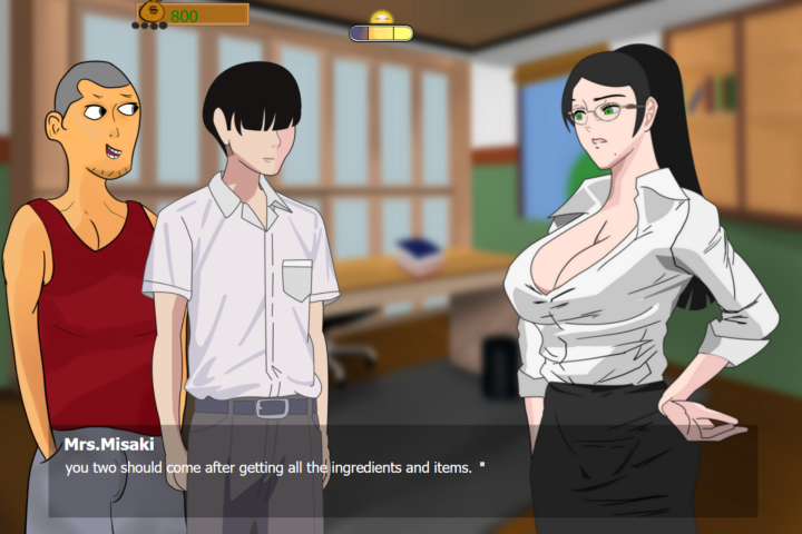My Hunting Adventure Time V03 - Adult Visual Novel Nsfw Free By Everkyun-7882