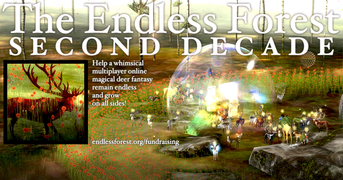 The Endless Forest (donationware edition)