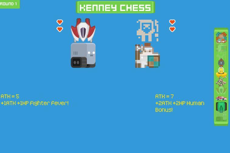 Kenney Chess by pixelryan