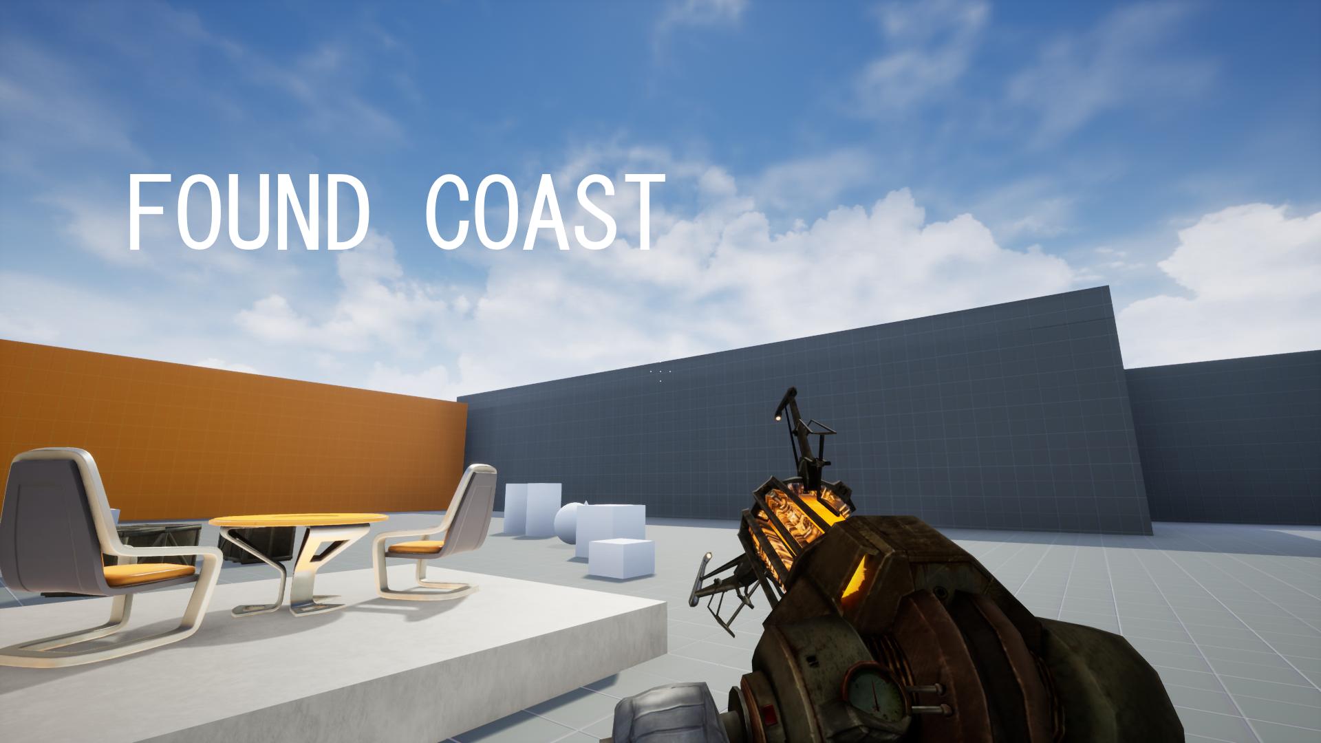 Found Coast - HL2 in UE4- by Lab Rat