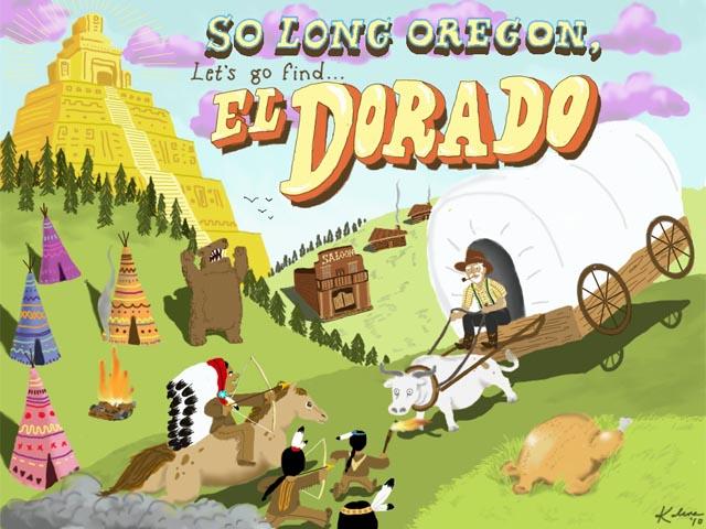 So Long, Oregon