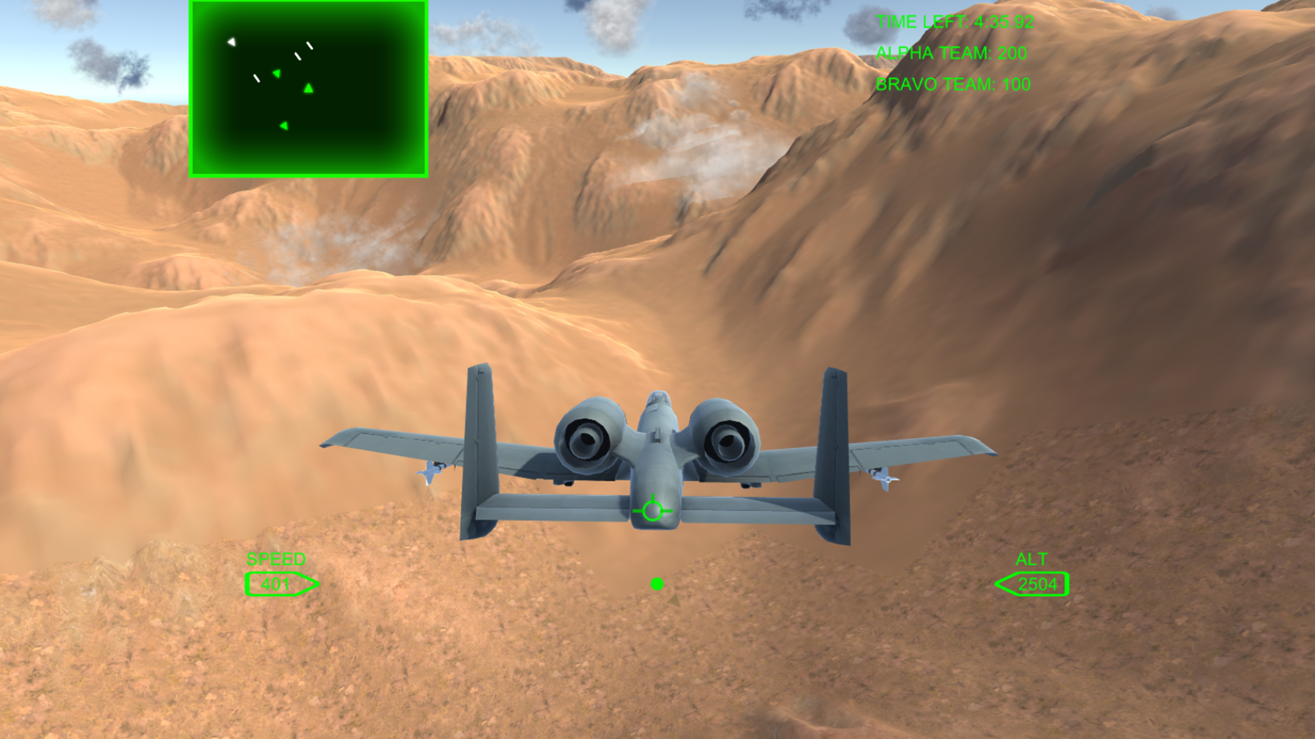 All Oculus Go games ported to the Quest - Air Brigade by