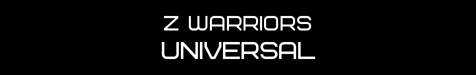 Z Warriors: Universal