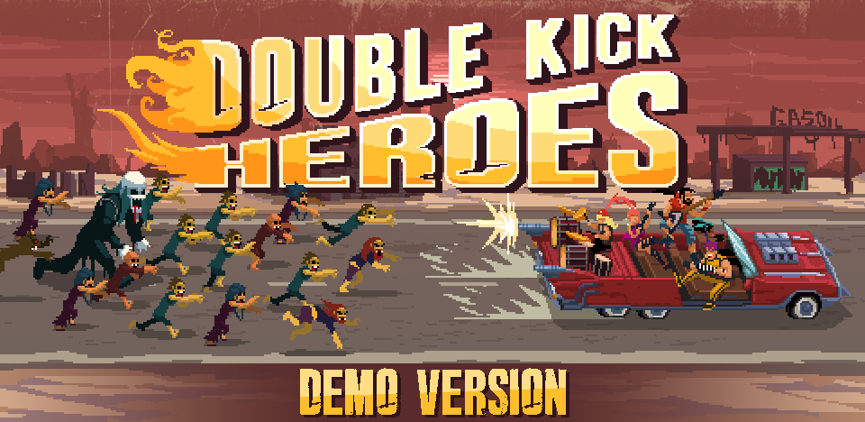 Double Kick Heroes : Demo
