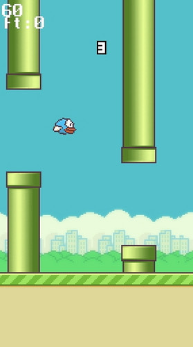 Flappy Bird BlitzMax (NG) version