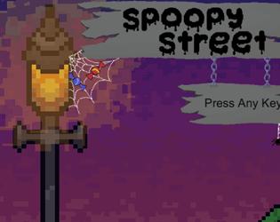 Spoopy Street