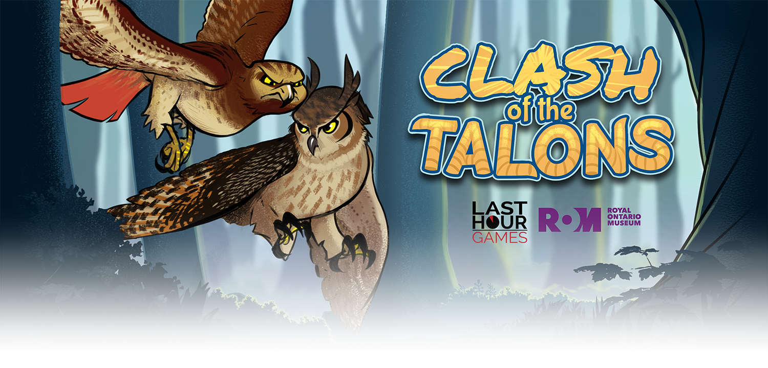 Clash of the Talons