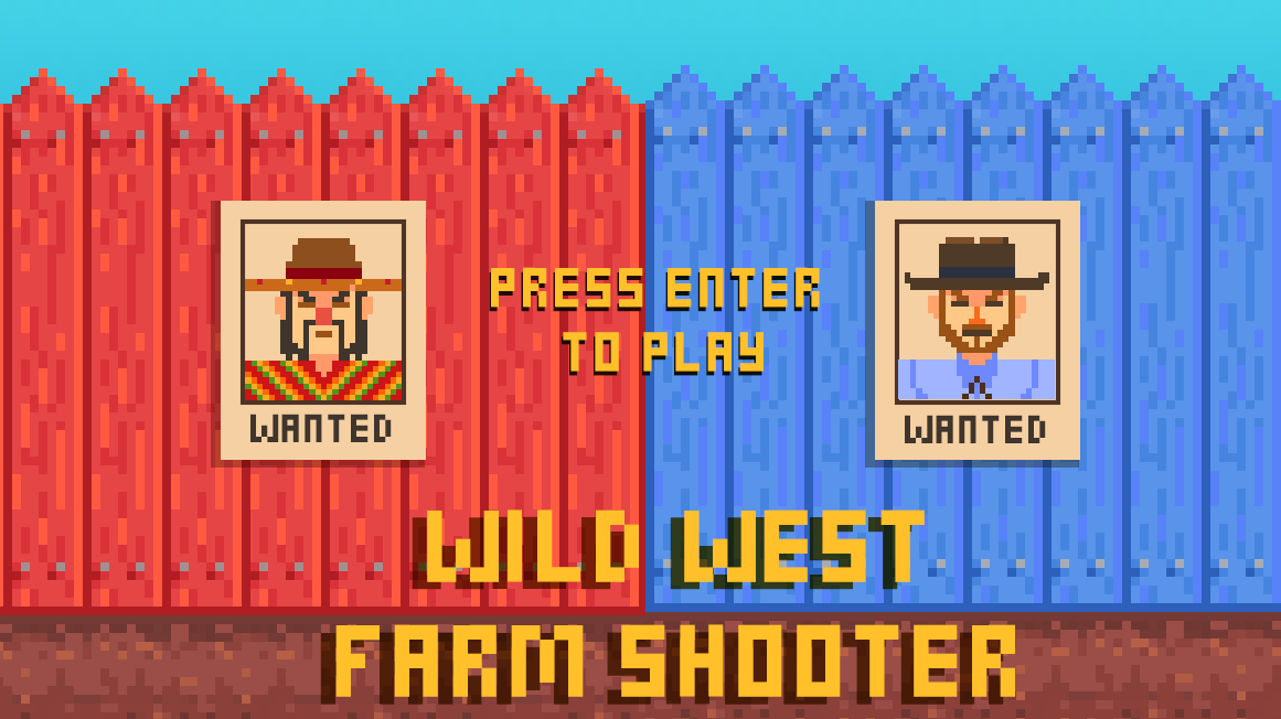 Wild West Farm Shooter