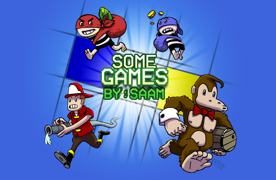 Some Games By Saam